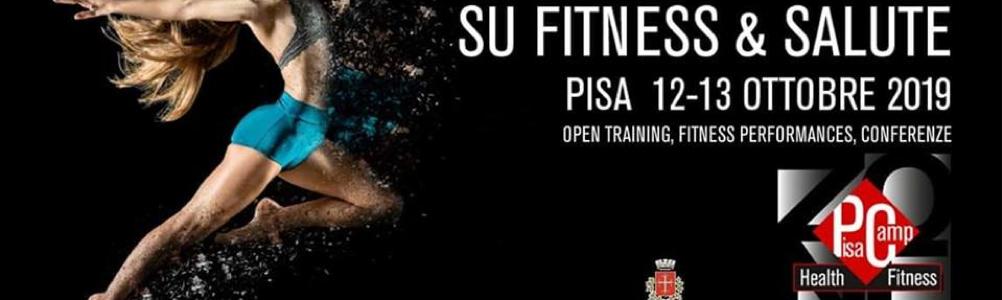 SPORT, SALUTE E BENESSERE a PisaCamp 2019